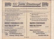 100 Jahre Steuernagel