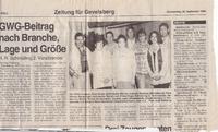 1996 GWG Zeitung